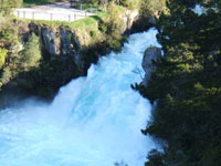 Copyright: Kiwi Web Works Ltd. Huka Falls Taupo, New Zealand