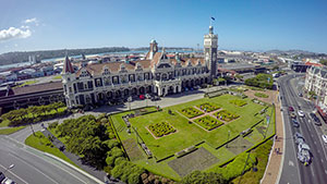 Dunedin City. Copyright: DunedinNZ