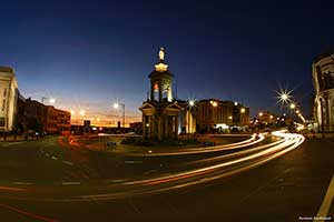 Central Invercargill City. Copyright: Venture Southland