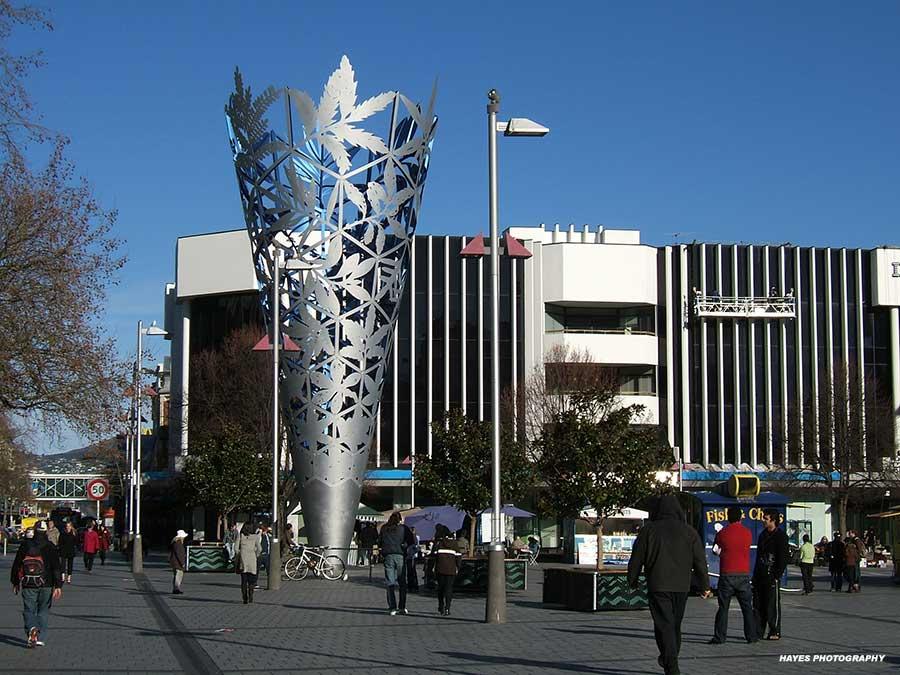 Christchurch New Zealand News: About Christchurch New Zealand : Maps, Images, Information